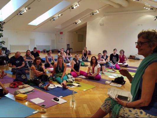 Life Enhancing Benefits of Anusara Yoga