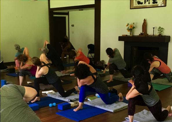 Post Anusara Yoga and Meditation Retreat Recap