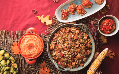 Five Suggestions for The Ideal Holiday Meal
